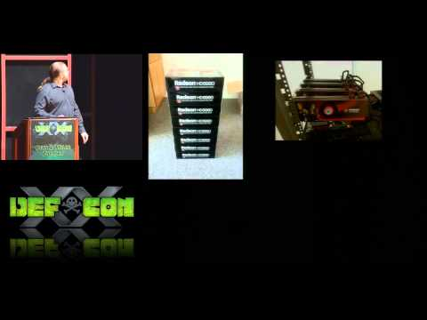 Defcon 2012: Cryptohaze Cloud Cracking by Bitweasil
