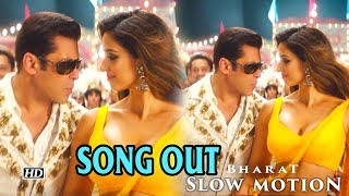 New Song titled 'Slow Motion' from Salman's Bharat OUT - IANSINDIA