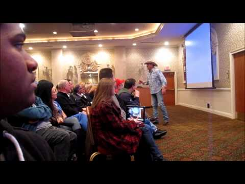 Randy Hedge Ignite Presentation at DoubleTree Hilton Mt. Laurel Part 2