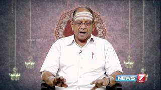 "Andrada Aanmigam 11-02-2016 ""Discover and develop your uniqueness"" – NEWS 7 TAMIL Show"