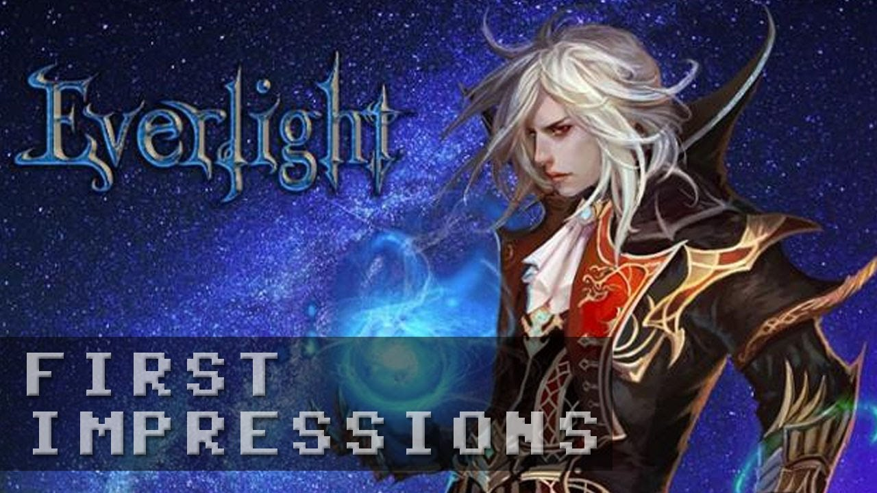 Everlight Gameplay - First Impressions HD