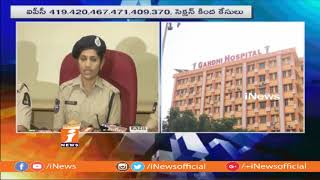 We Have Collected All Data Before Jagga Reddy Taken Into Custody | DCP B Sumathi | iNews - INEWS