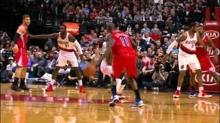 "Jamal Crawford's ""See Ya Later"" Crossover!"