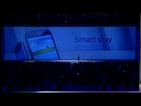 Samsung Galaxy S3 Smart Stay