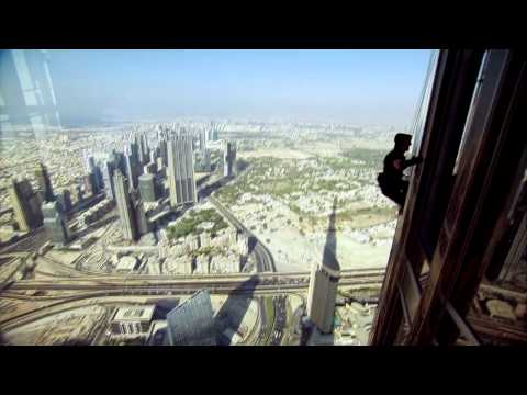 Mission Impossible: Ghost Protocol - Behind The Scenes - Action Stunt Scene