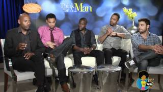 Think Like A Man - Interview With The Guys (In Theaters April 20)