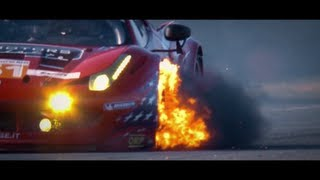Vid�o Racing In Slow Motion IV par RacingInSlowMotion (2960 vues)