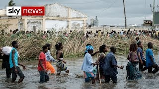 Cyclone Idai claims over 500 lives - SKYNEWS