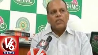 Survey has been running successfully in Telangana state- GHMC Commissioner Somesh Kumar - V6NEWSTELUGU
