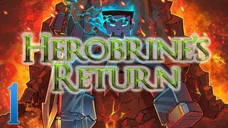 Herobrine Returns {Part 1} with SeaNanners, Diction, Utorak