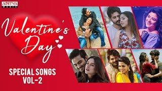 ♥♥♥ Valentine's Day Special Songs Vol -2 ♥♥♥ || Popular Love Songs Jukebox - ADITYAMUSIC