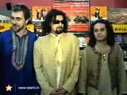 Junoon Band Promotes Their Album