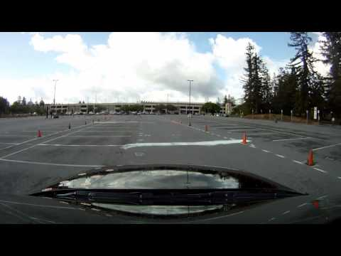 Ed Runnion, 96 Chevy Impala SS,  Duel At DeAnza 2011, GoProHD facing forward