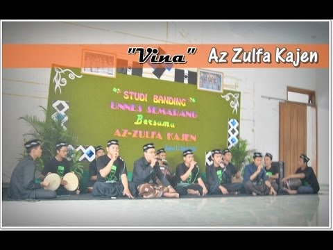 Vina - Silaturahim UKM Remo Unnes with Az Zulfa