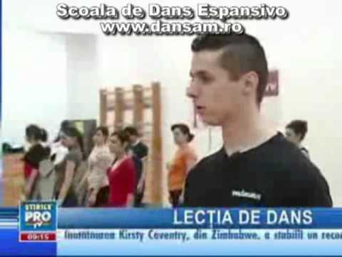 Cursuri de Dans - Scoala de Dans ESPANSIVO www.dansam.ro - rumba