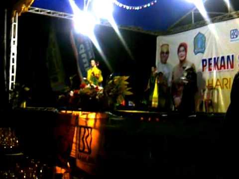 Peragaan Busana Adat Bugis Putri, HUT BONE 2012