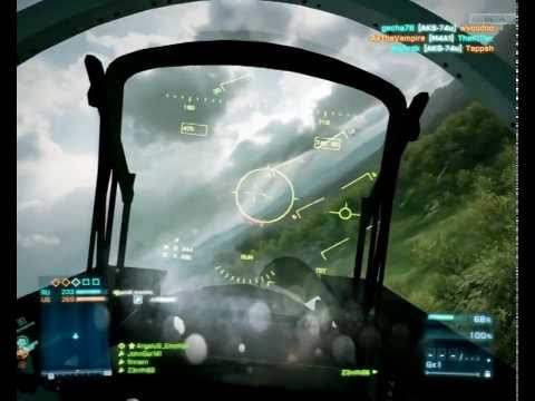 Battlefield 3: Don't need no damn plane to dogfight