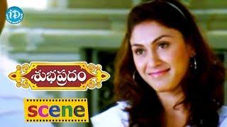 Subhapradam Movie Scenes - Manjari Phadnis Promises To Help AVS || Allari Naresh || Mani Sharma - IDREAMMOVIES