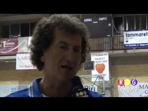 26 10 14 Interviste Basket Scauri   APDB