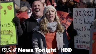 Denver's Public School Teachers Are Revolting Against Merit Pay (HBO) - VICENEWS