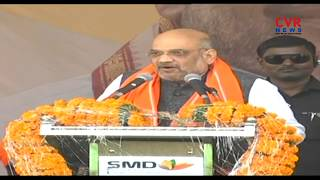 Amit Shah today's speech in Narayanpet | Telangana Election Campaign | CVR News - CVRNEWSOFFICIAL