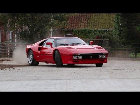The Ferrari 288 GTO - Group B Spec!!