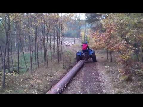 ZETOR 25 A    IN THE FOREST