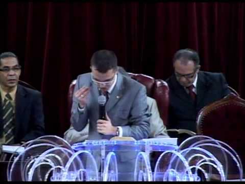 Pr. Marcelo Oliveira - pregação na Assembléia de Deus - Madureira (RJ)