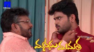 Manasu Mamata Serial Promo - 21st October 2019 - Manasu Mamata Telugu Serial - MALLEMALATV