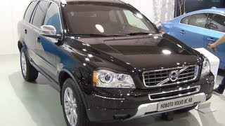[Volvo XC90 D5 Exterior and Interior in Full 3D HD]
