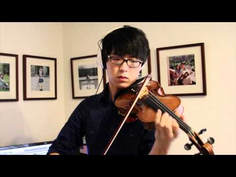 Eminem - Lighters ft. Bruno Mars & Royce Da 5'9 - Jun Sung Ahn Violin Cover