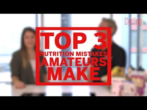 The Top 3 Nutrition Mistakes That Amateurs Make!