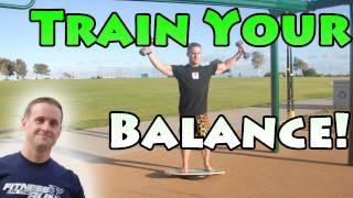 Train Your Balance
