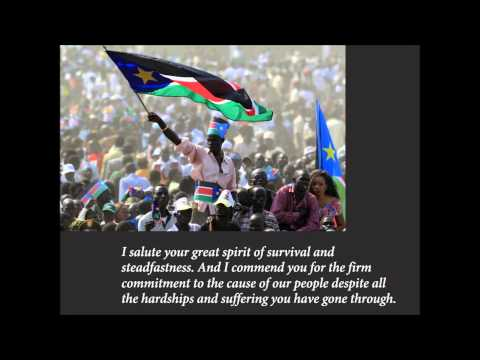 John Garang Quotes and Sayings