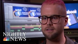 Cambridge Analytica Harvested Data From Millions Of Unsuspecting Facebook Users | NBC Nightly News - NBCNEWS