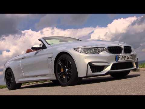 The new BMW M4 Cabrio - Video 1
