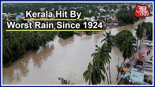 Kerala Flood Update: Floods Wreak Havoc In God's Own Country, Cause Rs 20,000 Crore Damage - AAJTAKTV