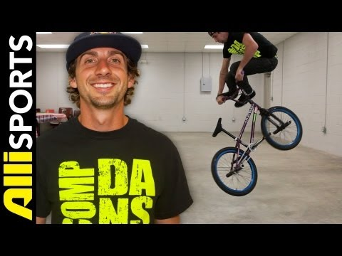 Terry Adams BMX Flatland My Five