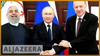 🇸🇾 Russia, Turkey, Iran see US pullout from Syria as positive step l Al Jazeera English - ALJAZEERAENGLISH