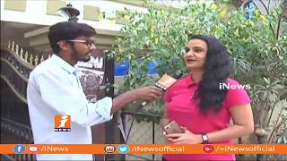 Actress Apoorva Face To Face Over Name And Photos In Dating Website   iNews - INEWS