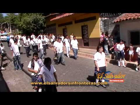 Fiestas Patronales de Intipucá 2012 / Dia del C.E Intipucá