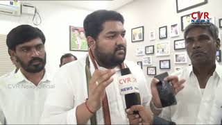 Face to Face Congress leader Bhargav Deshpande |early elections in telangana | CVR NEWS - CVRNEWSOFFICIAL
