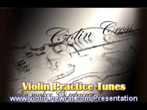 Tune 010 - Allegretto. S. Suzuki Violin Practice Tunes