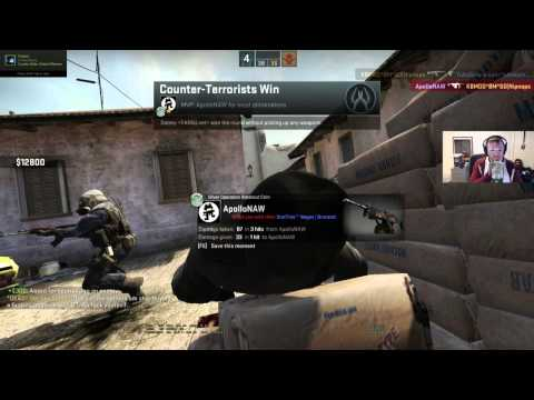Best Game of CS:GO Ever - The Finale OT 5