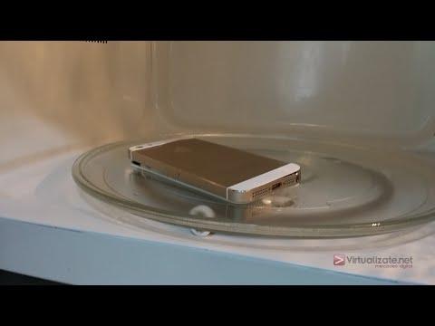 Reportaje de Normando Valentín sobre el mito del iPhone6 y el microondas