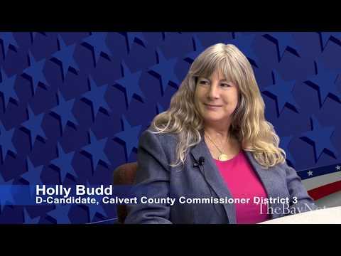 Budd runs for Calvert's Third District board seat