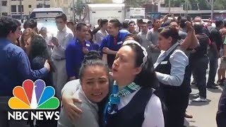 Special Report: Deadly Earthquake Hits Central Mexico | NBC News - NBCNEWS