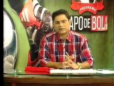 Programa Papo de Bola exibido dia 28 de fevereiro de 2013