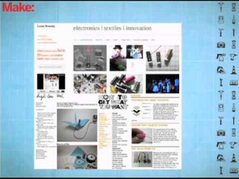 MAKE Hardware Innovation Workshop Part 15: CatarinaMota