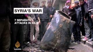The human toll of the war in Syria - ALJAZEERAENGLISH